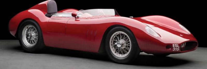 Maserati 250 S von 1957, Foto: RM Auctions