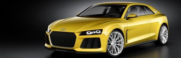 Audi Sport quattro concept, Foto: Audi