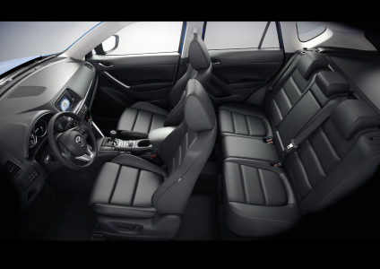 Mazda CX-5 Innenraum, Foto: Mazda