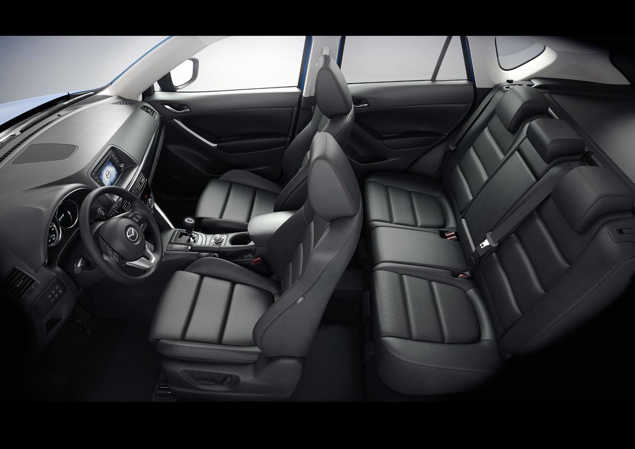 mazda cx-5 testfahrt im 150 ps diesel - autogefühl
