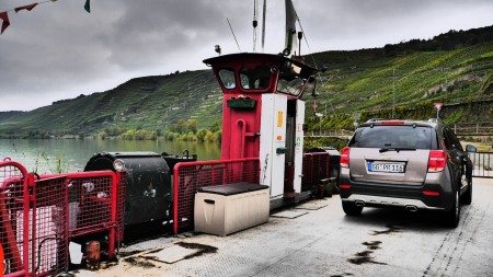 Mit dem Ami-Dampfer unterwegs, Foto: Autogefühl