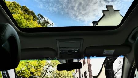 Chevrolet Captiva Panoramadach, Foto: Autogefühl