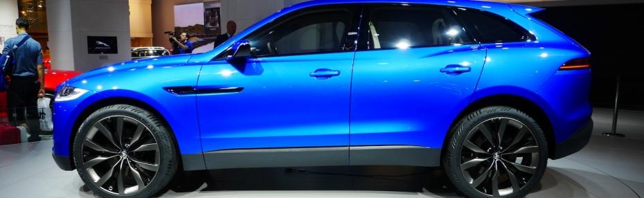 Jaguar C-X17 crossover concept, Foto: Autogefühl