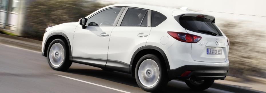 Mazda CX-5, Foto: Mazda