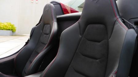 McLaren 12C Spider Sitze, Foto: Autogefühl