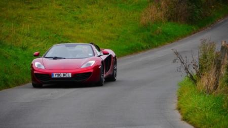 McLaren 12C Spider, Foto: Autogefühl