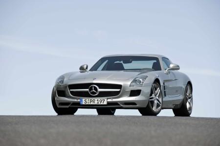 Mercedes SLS AMG, Foto: Mercedes