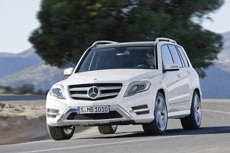 Mercedes GLK, Foto: Mercedes