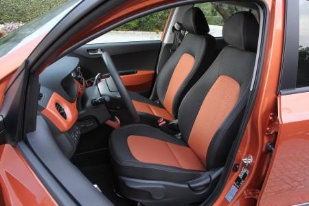 Der neue Hyundai i10 Sitze, Foto: Hyundai