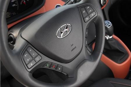 Hyundai i10 Lenkrad, Foto: Hyundai