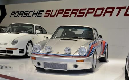 Porsche 911 Turbo RS von 1974, Foto: Porsche