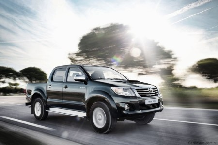 Toyota Hilux, Foto: Toyota