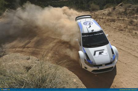 VW Polo R WRC, Foto: Volkswagen Motorsport / Ferdi Kräling Motorsport-Bild GmbH