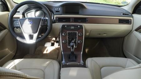 Volvo S80 Innenraum, Foto: Autogefühl