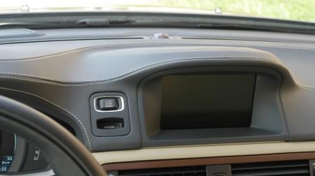 Volvo S80 Armaturenrett mit Leder, Foto: Autogefühl
