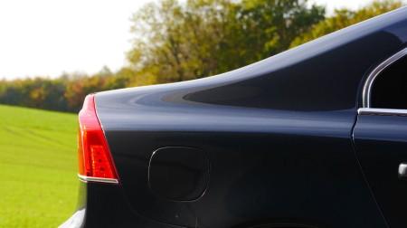 Volvo S80 - Heck einer klassischen Limousine. Foto: Autogefühl
