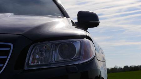 Volvo S80 Headlights, Foto: Autogefühl