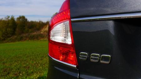 Volvo S80 Badge, Foto: Autogefühl