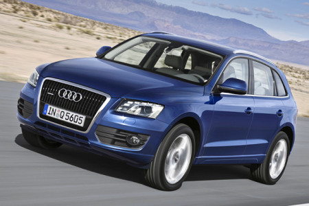 Audi Q5, Foto: Audi