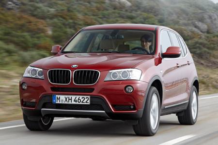 BMW X3, Foto: BMW