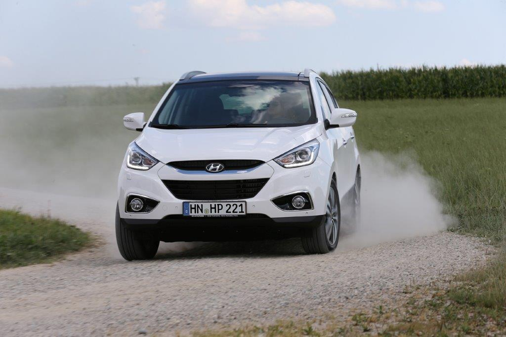 Der neue Hyundai ix35, Foto: Hyundai