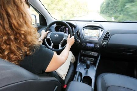 Hyundai ix35 Innenraum, Foto: Hyundai