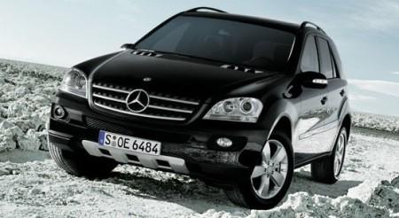 Mercedes M-Klasse, Foto: Mercedes