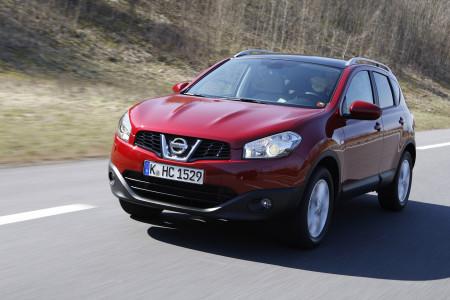 Nissan Qashqai seit Facelift 2010, Foto: Nissan