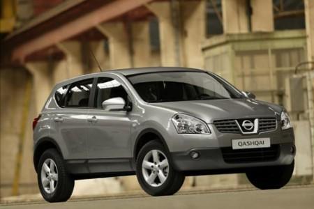 Nissan Qashqai vor Facelift 2010, Foto: Nissan