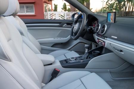 Audi A3 Cabriolet Innenraum, Foto: Audi