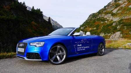 Audi RS5 Cabriolet, Foto: Autogefühl