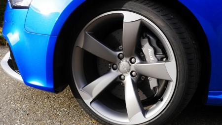 Audi RS5 Felgen, Foto: Autogefühl