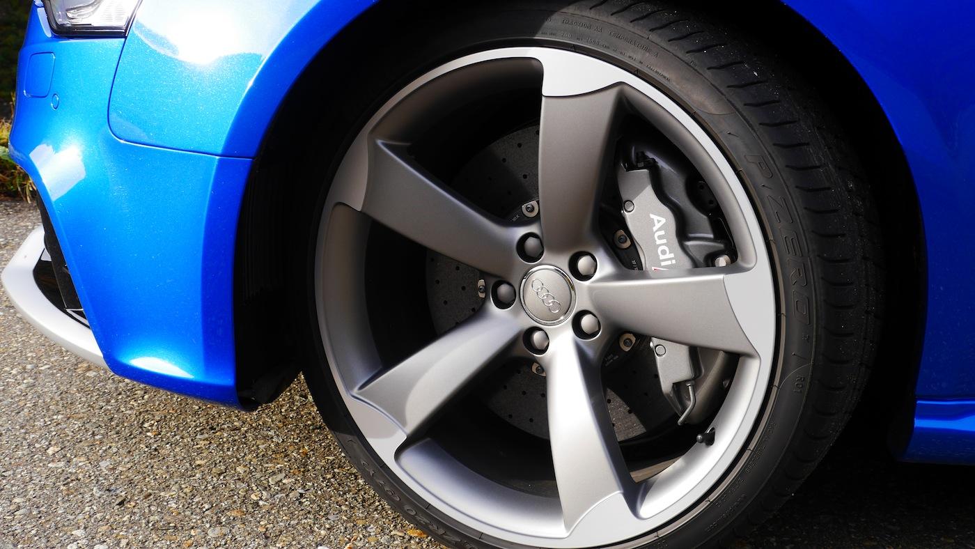Audi Felgen 2014 Audi Rs5 Felgen Foto