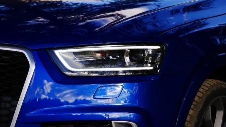 Audi RS Q3 interesannte Designlinien, Foto: Autogefühl