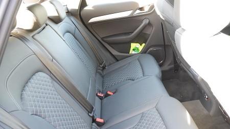 Audi RS Q3 Fond, Foto: Autogefühl