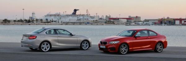 BMW 2er Coupé, Foto: BMW