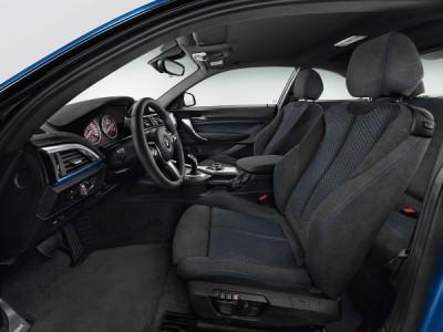 BMW 2er Coupé Interieur, Foto: BMW