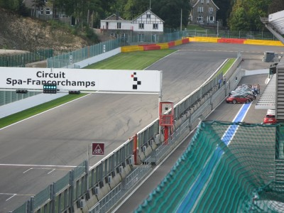 Circuit Spa-Francorchamps, Foto: Autogefühl