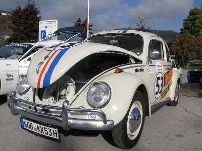 """VW Käfer """"Herbie"""" aus dem Jahr 1960, Foto: Autogefühl"""