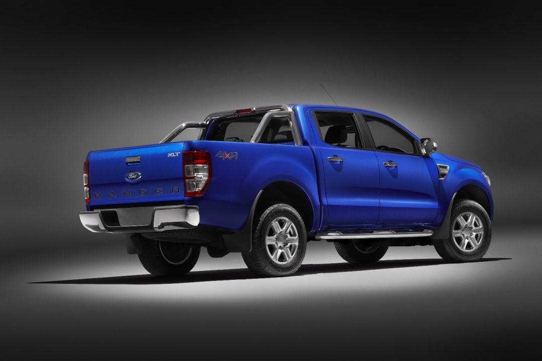 Ford Ranger Bulliger Coolness Pickup