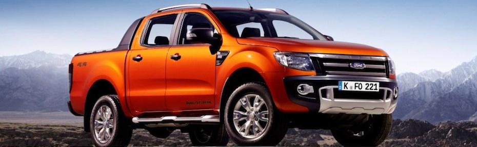 Ford Ranger, Foto: Ford