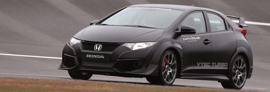Honda Civic Type-R, Foto: Honda
