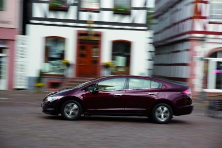 Vorgänger Honda FCX, Foto: Honda