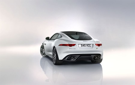 Jaguar F-TYPE Coupé, Foto: Jaguar