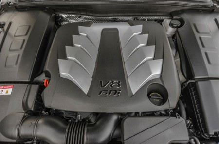 Kia K900 V8 Motor, Foto: Kia