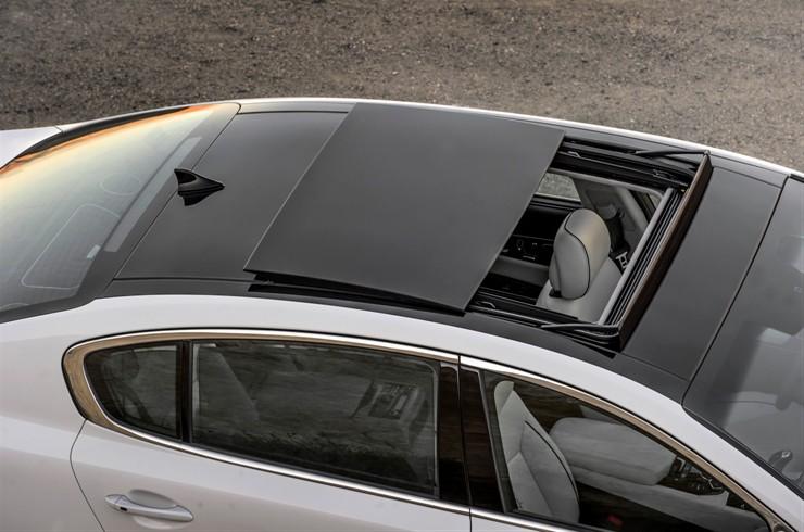 Kia K900 Oberklasse Limousine Autogef 252 Hl