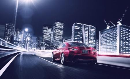 Lexus RC 350, Foto: Lexus