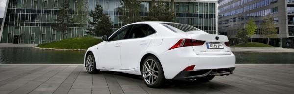 Lexus IS 300h F-Sport, Foto: Lexus