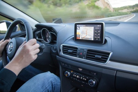Der neue Mazda3 Innenraum, Foto: Autogefühl