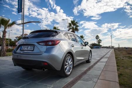 Der neue Mazda3, Foto: Autogefühl